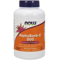 NOW Foods AlphaSorb-C 500mg