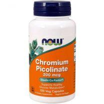 NOW Foods Chroom Picolinaat 200ug