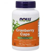 NOW Foods Cranberry Veenbes