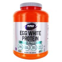 NOW Foods Eggwhite Protein Naturel