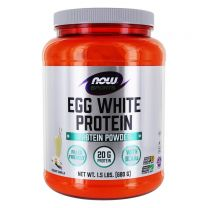 NOW Foods Eggwhite Protein Vanille