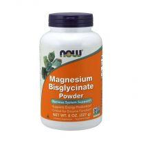NOW Magnesium Bisglycinaat Poeder 227gr