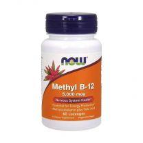 zuigtablet vitamine B12 methyl b12 now