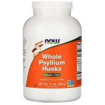 whole psyllium husks now foods