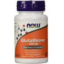 NOW Foods Glutathione 250mg