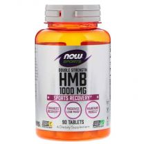NOW Foods HMB Double Strength 1000 mg