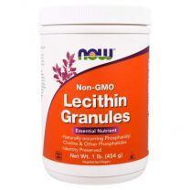 lecithine granulaat now foods 454 g