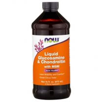 NOW Foods Liquid Glucosamine Chondroitine MSM