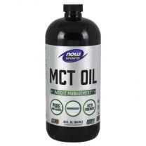 NOW Foods MCT Oil 100 Pure