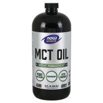 mct olie 946 ml now foods