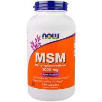 NOW Foods MSM 1000mg