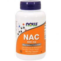 NOW NAC N-Acetyl Cysteine