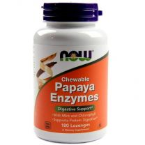 NOW Foods Papaya Enzymes