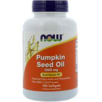 NOW Foods Pumpkin Seed Oil 1000 mg
