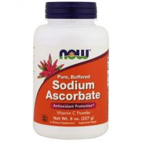 NOW Foods Sodium Ascorbate