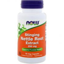NOW Foods Stinging Nettle Root Extract 250mg