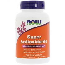 NOW Foods Super Antioxidants