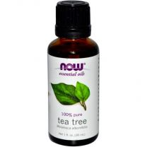 NOW Foods 100 Pure Tea Tree oil