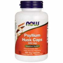 now psyllium husk caps 500 mg