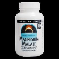 Source Naturals Magnesium Malate 1250mg