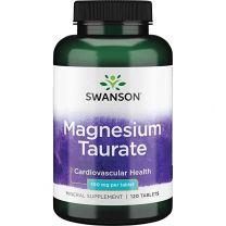 swanson magnesium tauraat