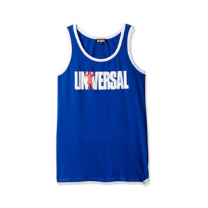 Universal Nutrition Universal Blue Tank Top