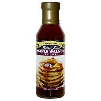 Maple Walnut Syrup